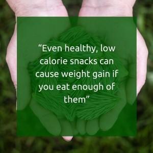 manger santé calories snacks poids perdre