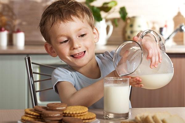 saveur texture lait chèvre