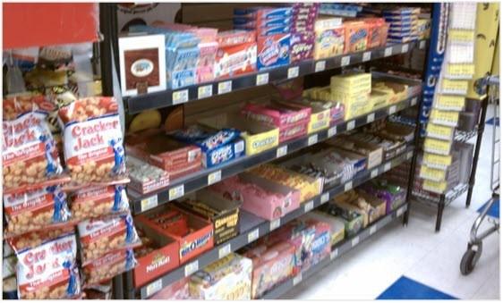 plus de bonbons