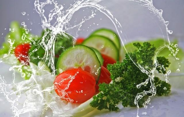 végétarien menu