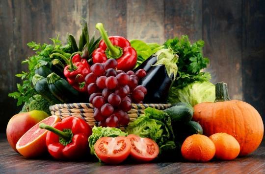 jeûne daniel bénéfices fruits et légumes