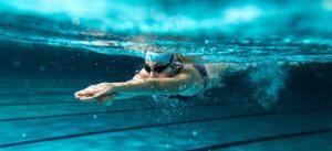 la natation bouger votre corps