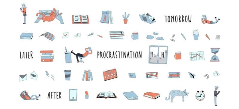 Comment surmonter la procrastination et construire de bonnes habitudes